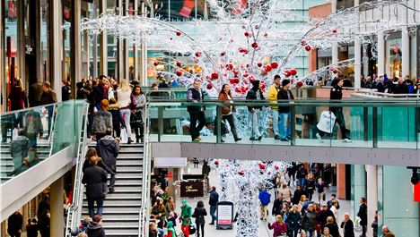 Hey big spenders: Liverpool ONE shoppers hit all-time high