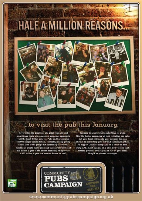 Pubs Economy Full Poster