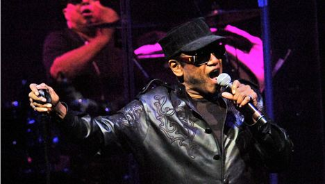 Bobby Womack storms Liverpool
