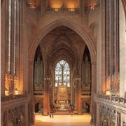 L'pool Anglican Cathedral Interior