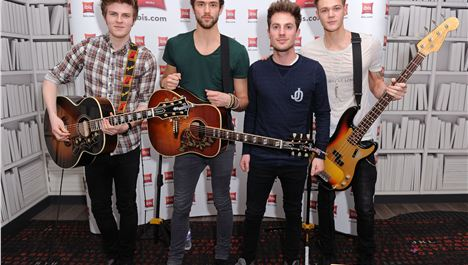 Win chance to meet Lawson at invite-only gig