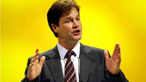 Supercouncifrajelistic... Nick Clegg urged to sort out 'mess' of new combined authority
