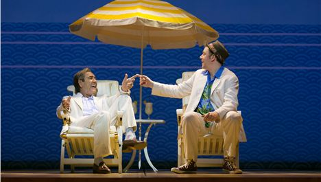 Dirty Rotten Scoundrels, MCR Opera House, Reviewed