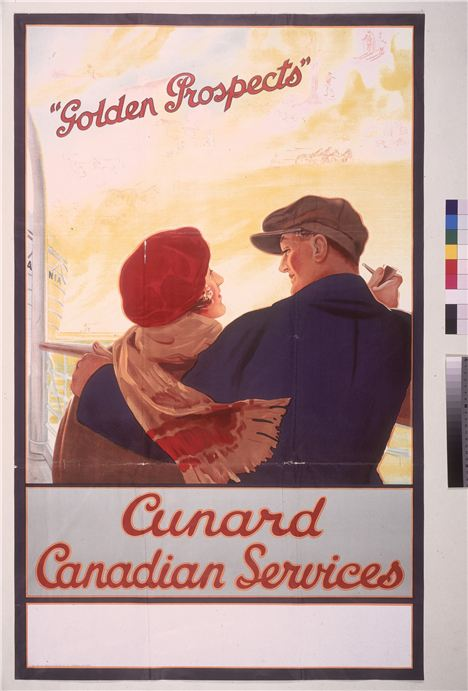 Cunard Golden Prospects Copyright National Museums Liverpool