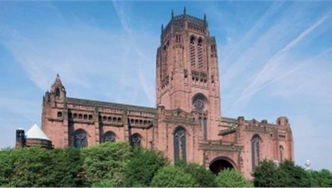 A Unique Mother's Day Gift From Liverpool Cathedral