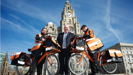 TNT creates 500 posties in Liverpool