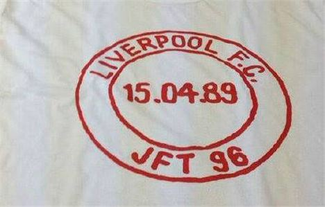 Hillsborough T Shirt