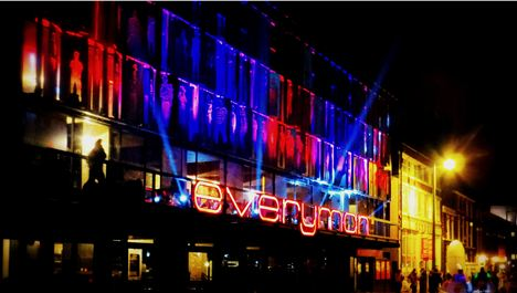 Everyman crowned North West Building of the Year