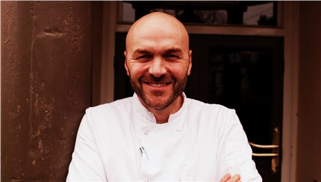 Simon Rimmer takes over The Elephant and Bubble Room