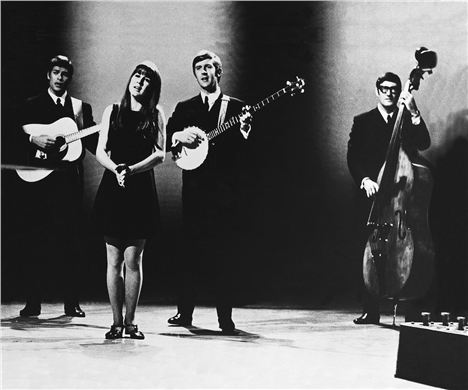 The Seekers Then