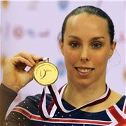 Beth Tweddle: Supportive