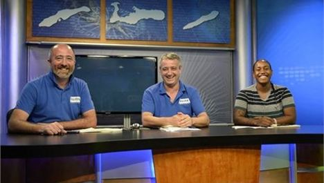 Liverpool TV laymen front World Cup show in Cayman