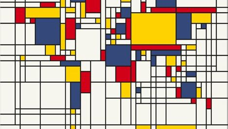 A Mondrian for Merseyside