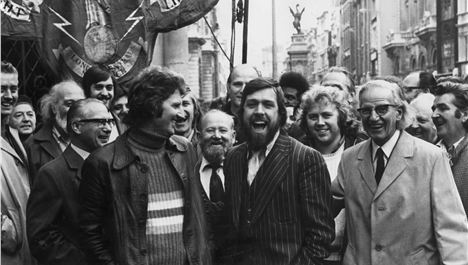 Ricky Tomlinson's fight for justice dramatised