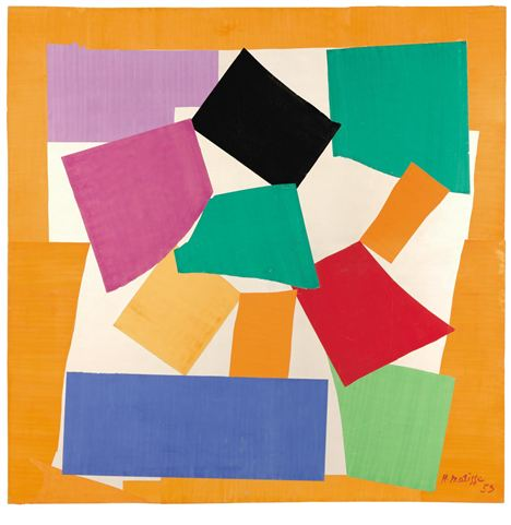 Snail by Matisse
