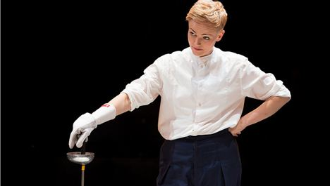 REVIEW: Hamlet, Royal Exchange Theatre