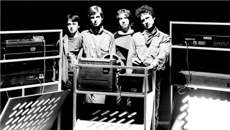 OMD's cutting edge gear becomes museum piece