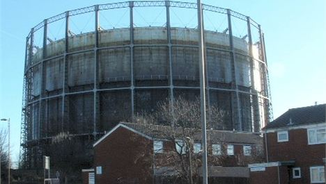 Sleeping gas giant to be demolished