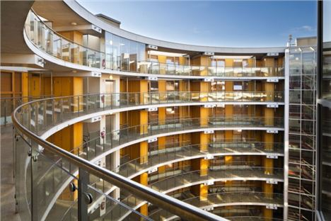 Dublin's Gasworks Was Transformed Into Flats