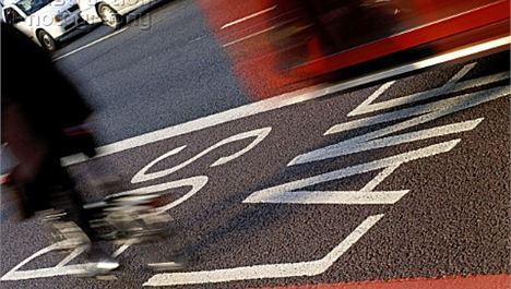 Goodbye bus lanes. Hello Red Routes?