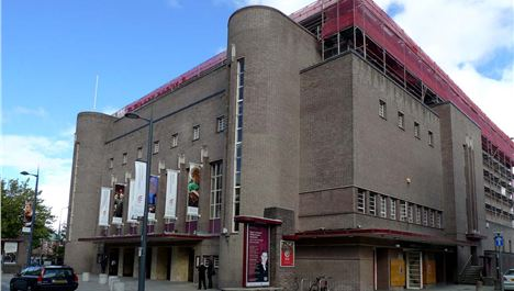 City bails out Philharmonic Hall as refurb costs rocket