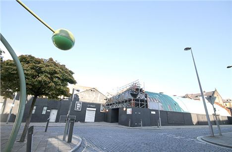 Nothing can happen with residential occupany until Nation and The Kazimier have gone, say planners