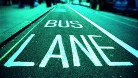 Return of the bus lanes