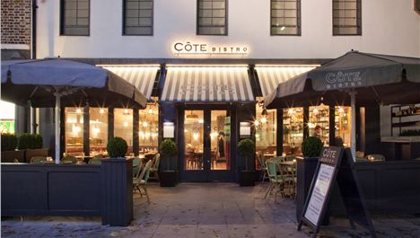 Côte Bistro now open in Liverpool ONE