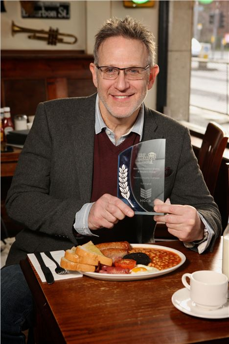 The Tavern Liverpool Best Hot Breakfast Best Breakfast Awards 07