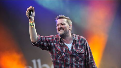 ELBOW To Headline Kendal Calling 2015
