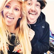 Conor Mcdonnell And Ellie Goulding 2